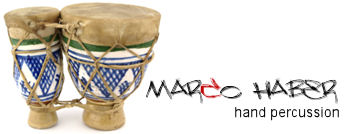 Marco Haber Hand Percussion